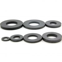 Ferrite Anisotropic Ring Magnets