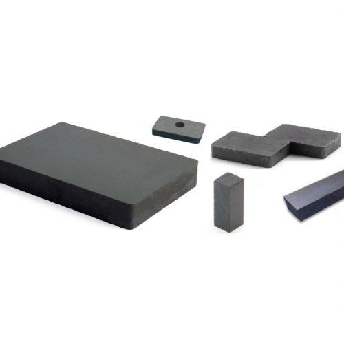 Ferrite Anisotropic Rectangular Magnets
