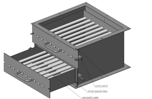 Drawer Type Grid System