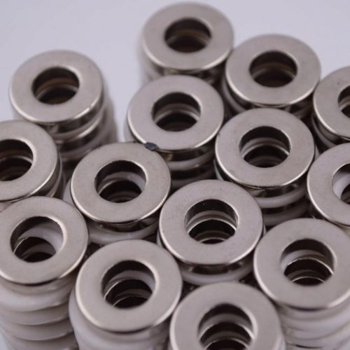 Rare Earth (Neodymium) Ring Magnets