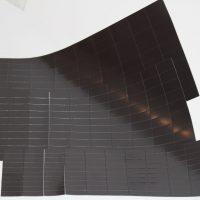 Self Adhesive Magnetic Tiles/Kiss Cuts