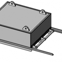 Suspended Sweeper Magnet