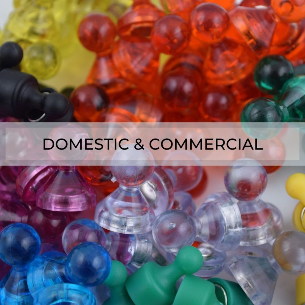 Domestic and Commercial Magnets
