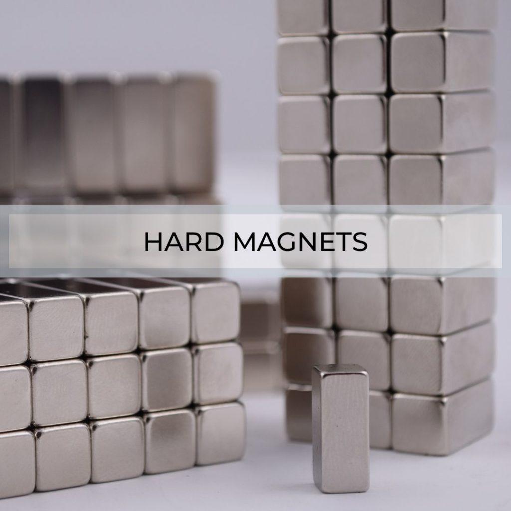 Hard Magnets