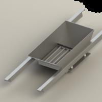 Hopper Type Magnets