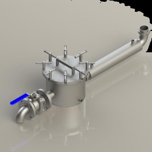 hot-water-jacket-fluid-trap